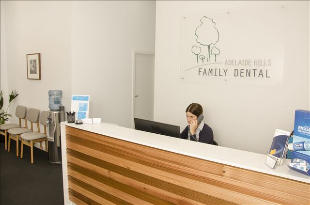 adelaide hill dental office
